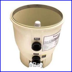 Pentair Swimming Pool Filter Almond Bottom Tank Assembly Replacement 178578