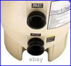 Pentair Swimming Pool Filter Almond Bottom Tank Assembly Replacement (Used)
