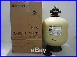 Pentair Tagelus Swimming Pool Sand Filter TA60D 145241