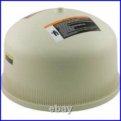 Pentair Tank Lid, Clean & Clear Plus 320 sq ft, Quad 60 pool/spa filters 170024