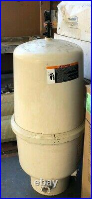 Pentair pool filter. 4000 series, DE filter