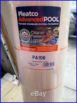 Pleatco PA106-PAK4 Replacement Cartridge for Hayward SwimClear C-4025, Pack of 4