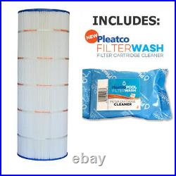 Pleatco PA200S Filter Cartridge Hayward SwimClear C200S with 1x Filter Wash