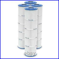 Pleatco PCC105-PAK4 Filter Cartridge Set for Pentair Clean & Clear Plus 420 4-Pk