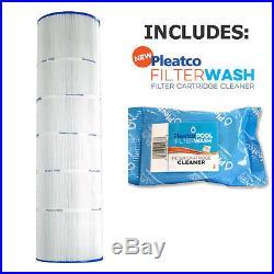 Pleatco PJANCS250 Filter Cartridge Jandy CS 250 R0462500 with 1x Filter Wash