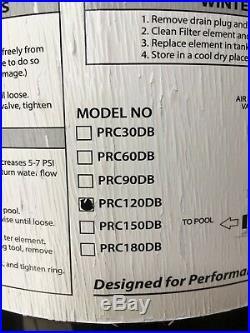 Pool Filter Cartridge/ Blue Torrent Prc120db