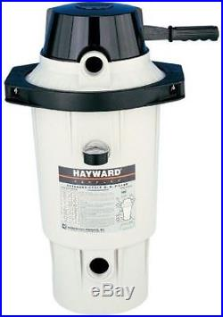 Pool Filter Swimming Water Filteration System Perflex Extended-Cycle D. E. EC40AC