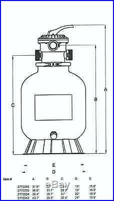 How To Replace Mechanical Seal On Pump moreover Filtration Accessories furthermore 2773040 as well Polaris Spares 159 C also Ro pharmaceutical units. on sand filtration systems for pools
