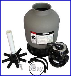 Sand Filter for Above-Ground Swimming Pool 19 inch diameter