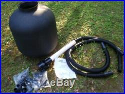Sand Filtration System For Pool Aqua Guard