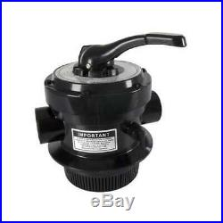 Sand Master 71225 Above Ground Swimming Pool 13 Sand Filter with Pump (Open Box)