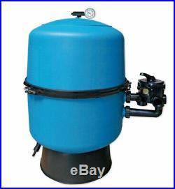 Sandfilter Filteranlage Sandfilteranlage MS 400 Pool DS