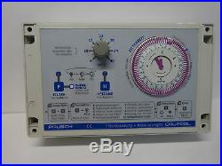 Schwimmbad Filtersteuerung mit Heizsteuerung CALPOOL 230V Heizungsregelung