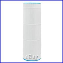 Single Cartridge Filter Clean with Pressure Gauge 120 sq. Ft. In-Ground Pool & Spa