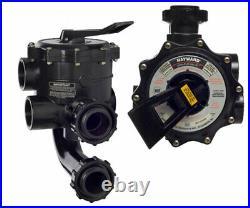 Sp0715xr50 2 Vari-Flo Multiport Valve For Hayward Pro-Grid Swimming Pool Filter
