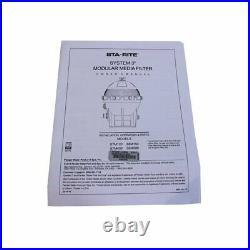 Sta-Rite 25021-0200S System 3 Small Inner Pool Replacement Filter S7M120