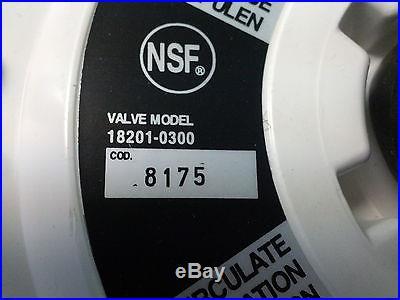 Sta-Rite 6 Position Multiport Valve 2 Inch 18201-0300 NEW
