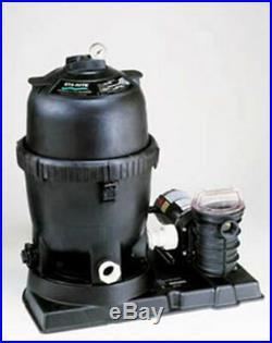 Sta-Rite PLM Series Modular Media Filter System Model SRPLM100OE1260