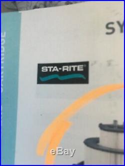 Sta-Rite System 3 S8M150 Modular Media 450 Filter Cartridge Replacement Set