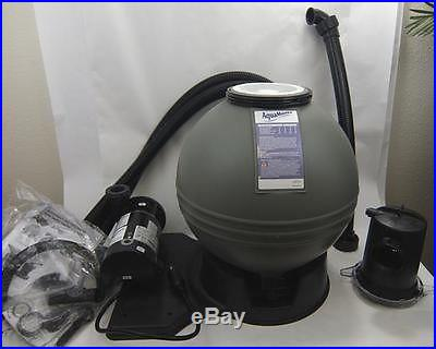Swim N Play Deluxe Sand Filter with 1HP motor SF CW19