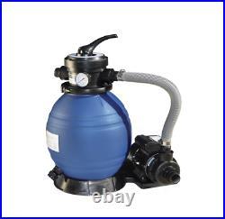 Swimline Hydrotools 12 Inch Sand Filter Combo 1/3 HP