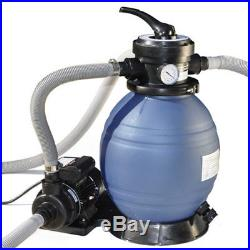 Swimline Sand Master 12 Sand Filter Pump System, Intex Sand Filter Replacement