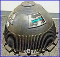 System 3 Filter 300 & 400 Upper Half Tank LID 21 (sta-rite 24850-9000)