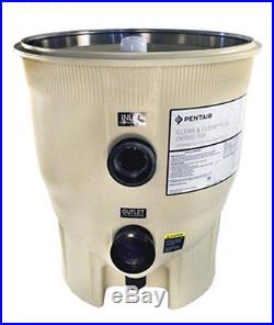 Tank Bottom Assembly 178578 For Pentair Clean And Clear Plus Filter After 11/98