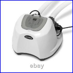 USEDPUMP ONLY Intex 26667EG Krystal Clear Saltwater System E. C. O. For up to 7