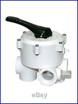 Vanne 6 voies pour filtre LACRON 1 1/2 (50 mm)