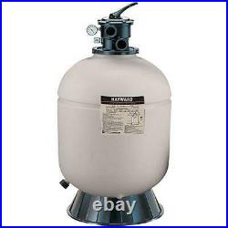 W3S180T 18 Sand Filter with 1-1/2 Top Mount Multiport Valve- Limited