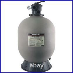 W3S244T Pro Series 24 Sand Filter with 1-1/2 Top Mount Multiport Hayward