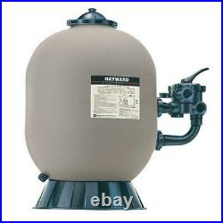 W3S310S Side Mount Sand 30 Tank In Ground Pool Filter- Limited Warranty