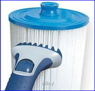 WATER-WAND & LO-CHLOR INSTANT CARTRIDGE FILTER CLEANER SWIMMING POOLS AND SPAS