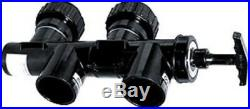 Waterway 2 1/2 Hi-Temp PVC Slide Valve Assembly 2 and 1 1/2 reducers 600-1500